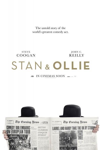 استن و اولی»Stan & Ollie