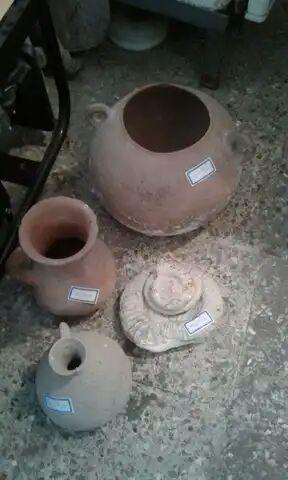 کشف و ضبط اشیای هزاره اول قبل از میلاد در مازندران
