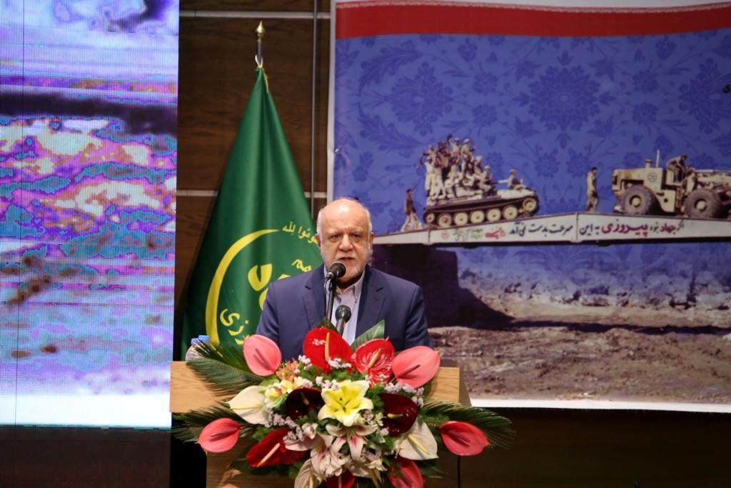 سی و یکمین گردهمایی فرماندهان مهندسی رزمی جنگ جهاد