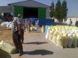توزیع 2464 تن نهاده های دامی در شهرستان ورزقان