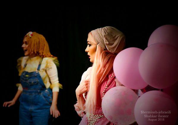 دور دوم اجرای نمایش عروسکی «شاهکار» روی صحنه