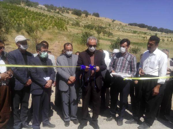 در هفته دولت 241 پروژه بخش کشاورزی کردستان به بهره برداری رسید