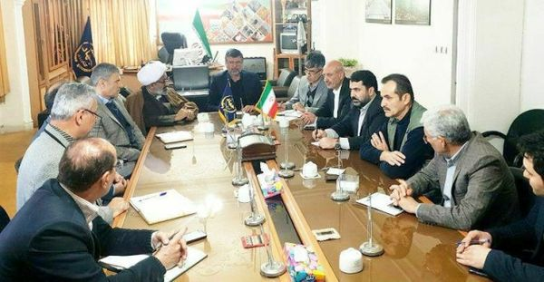برگزاری جلسه ستاد هفته منابع طبیعی و آبخیزداری استان گلستان