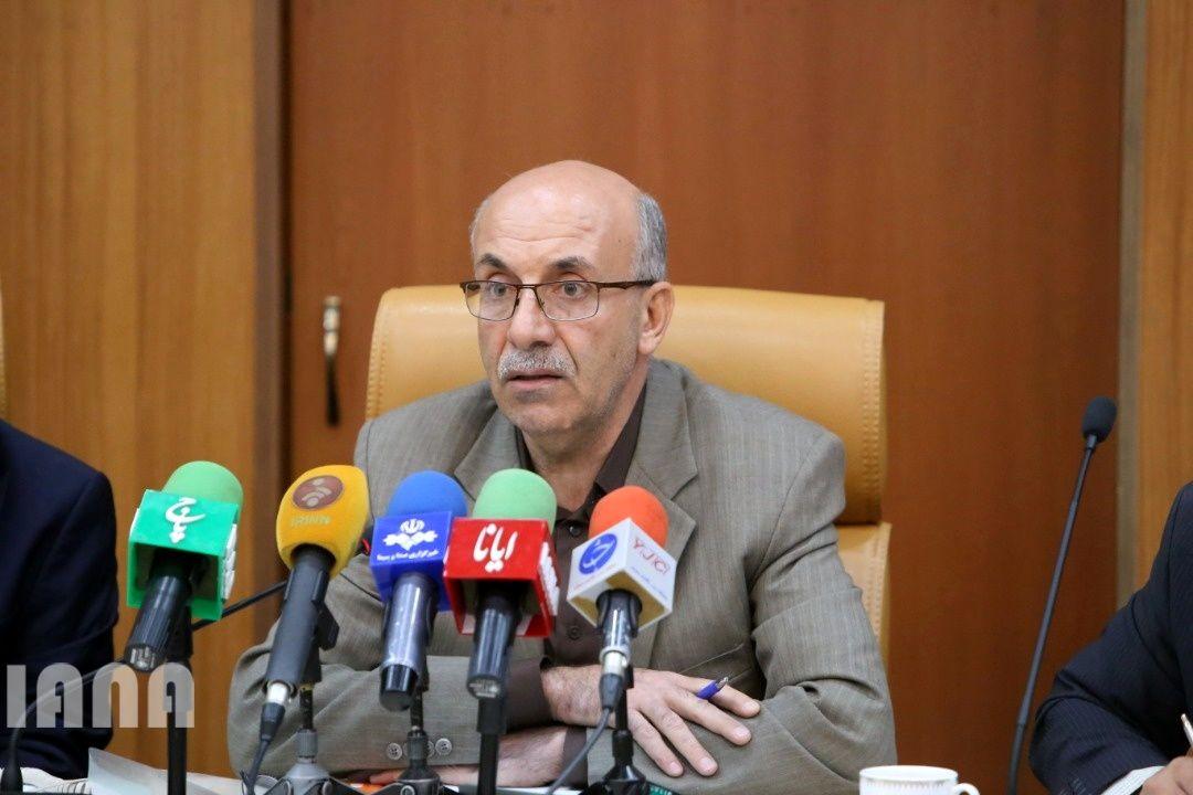 نشست خبری رئیس سازمان شیلات ایران به مناسبت هفته دولت