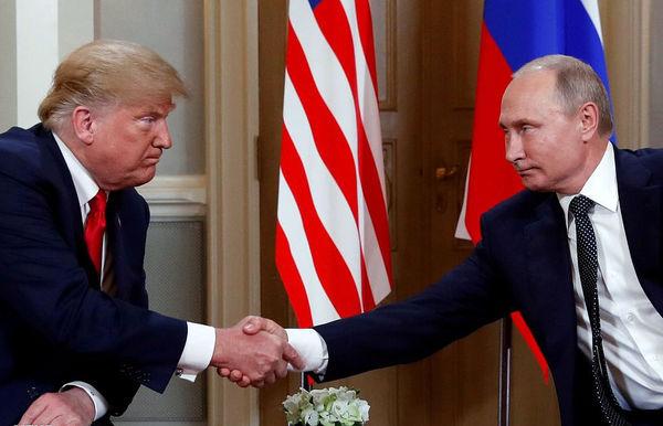 چرا جزئیات دیدار ترامپ و پوتین رسانهای نشد؟
