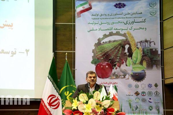 ارتقای بهره وری راهبرد وزارت جهاد کشاورزی در تولیدات دامی