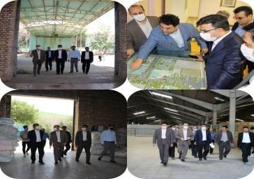 راه اندازی دو بارانداز محصولات کشاورزی و پروتئینی در تهران