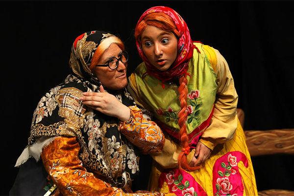 تمدید اجراهای «گیسو طلا» در مرکز تئاتر کانون
