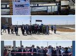 افتتاح پسته پاک کنی «نوین پسته»َ در آیسک شهرستان سرایان