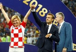 وقتی رییس جمهور کرواسی ترس نداشت!
