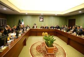 نشست سرپرست وزارت جهاد کشاورزی با روسای جهاد کشاورزی استان ها
