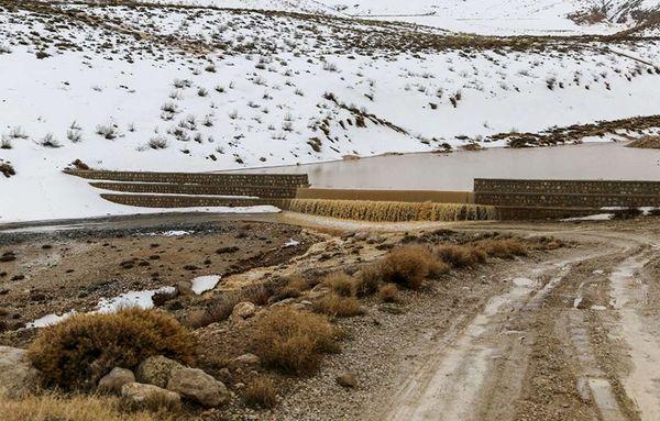 بندهای خاکی سیلاب کوهرنگ را مهار کردند