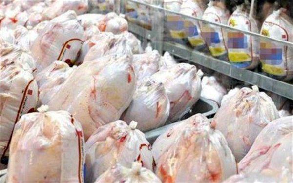 قیمت چند نرخی مرغ در کاشان