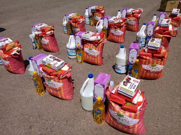 کمک مومنانه کارکنان جهاد کشاورزی استان قزوین در ماه مبارک رمضان