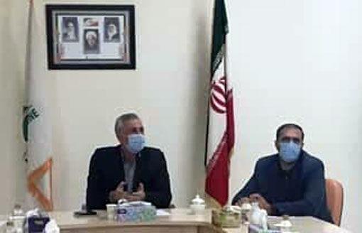 برگزاری جلسه بررسی مسائل و مشکلات تعاونی تولید روستایی گلخانهداران ارس