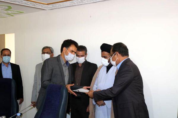 مدیران نمونه جهاد کشاورزی جنوب کرمان معرفی شدند