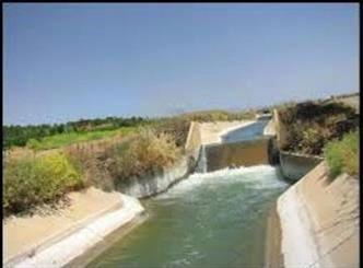 تامین آب موردنیاز کشاورزان اسلامشهر از کانال محمدیه جهت کشت تابستانه