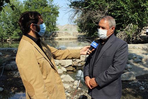 اجرای طرح احیاء، مرمت و لایروبی 216 رشته قنات در شهرستان مرند