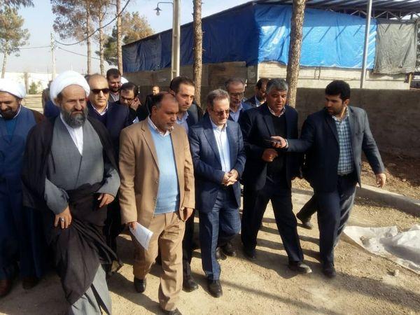 دامداری ۱۷۰۰ رأسی با حضور استاندار تهران در قرچک افتتاح شد