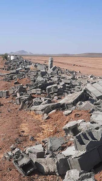 4.5 هکتار از ساخت و ساز غیرمجاز در اراضی کشاورزی ری آزادسازی شد