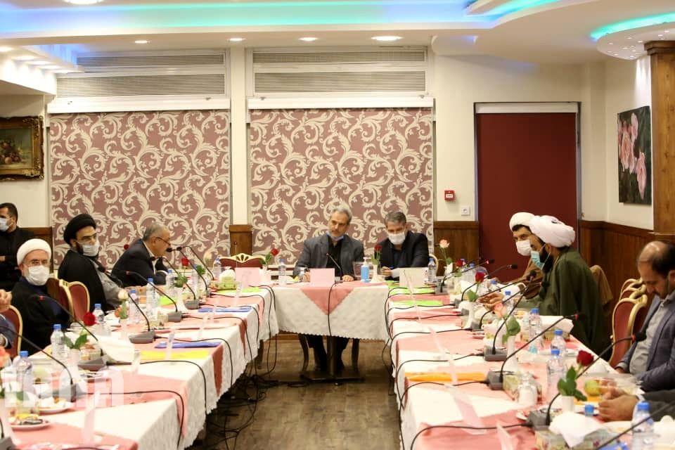 نشست هم اندیشی وزیر جهاد کشاورزی با رئیس و اعضای کمیسیون کشاورزی مجلس