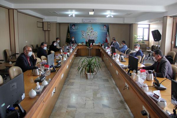 برگزاری دومین جلسه پایش و پیش آگاهی تولیدات گیاهی