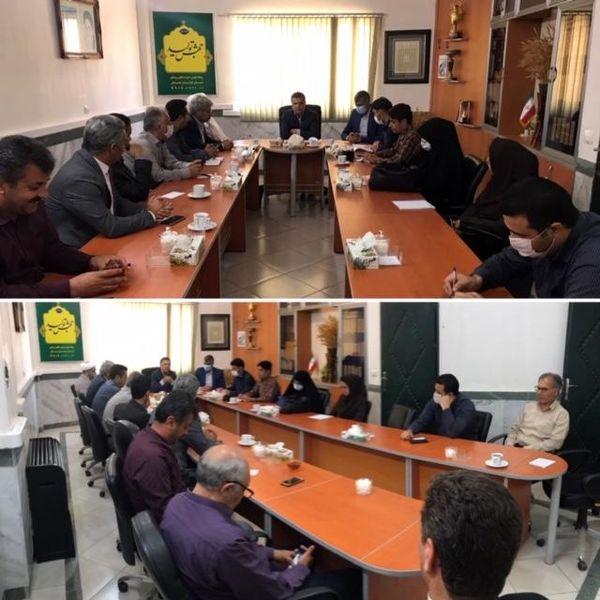 برگزاری جلسه هماهنگی خرید محصولات کشاورزی در خراسان شمالی