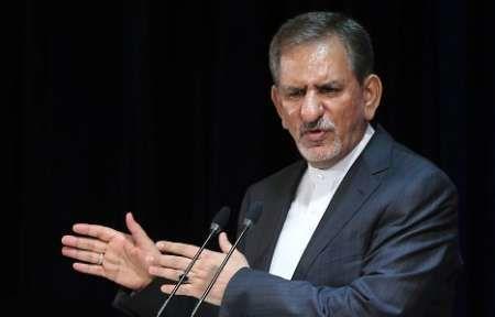 هیچ کشوری نمیتواند ایران را حبس کند
