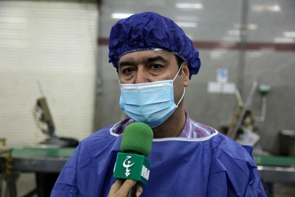 افزایش ورود مرغ به تهران در روزهای آینده