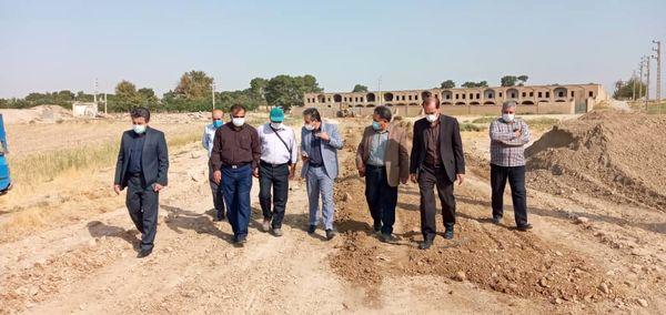 ۵۳ پروژه مهم آب وخاک استان تهران در هفته دولت به بهرهبرداری میرسد