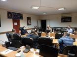 هم اندیشی اعضای انجمن کشتارگاه های مرغ استان تهران با رئیس سازمان جهاد کشاورزی استان