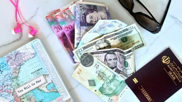 بازگشت ارز مسافرتی