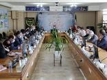 برگزاری جلسه توسعه شهرستان کلات با موضوع تامین علوفه