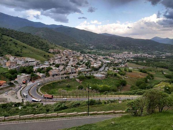 ۹۷۰ هکتار از اراضی ملی سروآباد به کشاورزی تبدیل شد