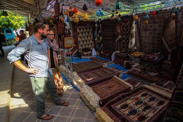 فروش میلیاردی صنایعدستی اصفهان