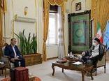 وزیر جهاد کشاورزی با رئیسجمهور منتخب دیدار و گفتگو کرد