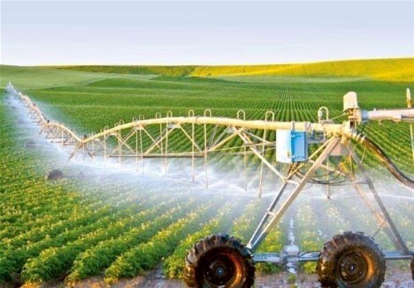 افزایش تسهیلات استفاده از فنآوری در آبیاری