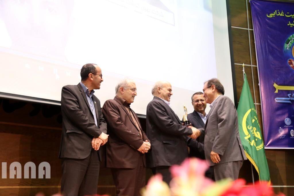 مراسم بزرگداشت روز ملی دامپزشکی