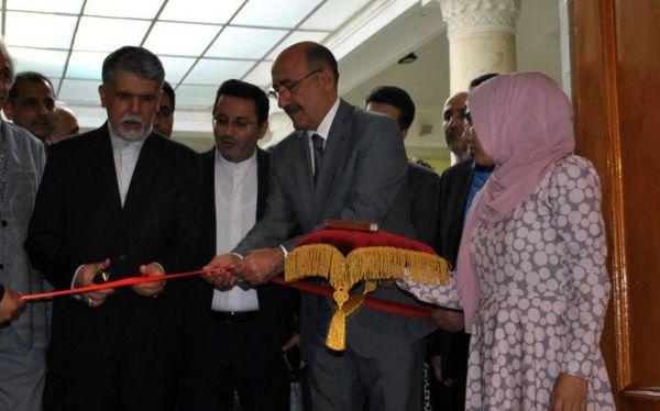 نمایشگاه فرهنگی و هنری ایران در باکو آغاز به کار کرد
