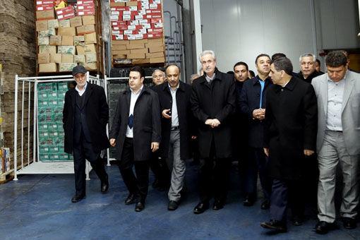 مردم استان آذربایجان شرقی نگران تامین میوه شب عید نباشند