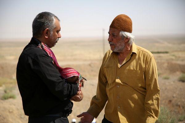 «سیمین»، تصویری از کشاورزان درگیر با خشکسالی است