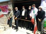 افتتاح طرح آبیاری بابلر در نیریز