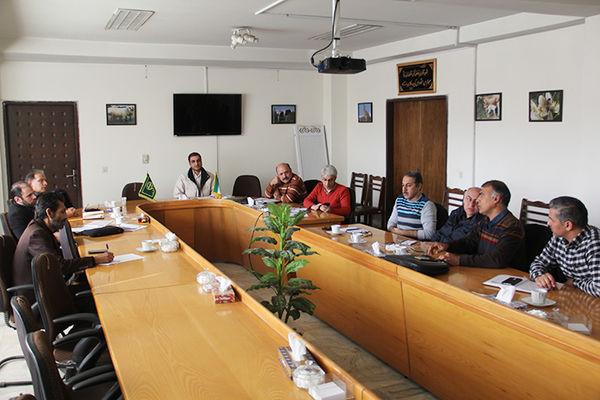 برگزاری دومین جلسه کمیته فنی شتردر خراسان رضوی