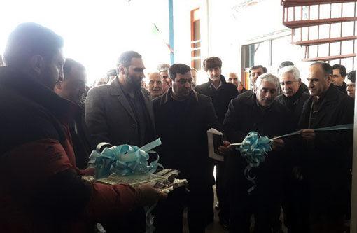 سردخانه 6 هزار تنی در شهرستان میانه افتتاح شد
