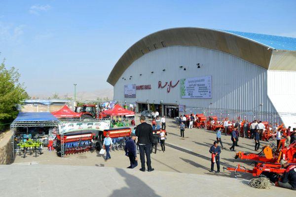 نمایشگاه کشاورزی شیراز هفت محصول جدید روکرد
