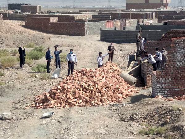 مانور مشترک یگانهای حفاظت امور زمین در سیستان و بلوچستان آغاز شد