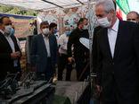 نمایشگاه دستاوردهای دفاع مقدس و مقاومت در محل پارک شمیم پایداری تبریز افتتاح شد