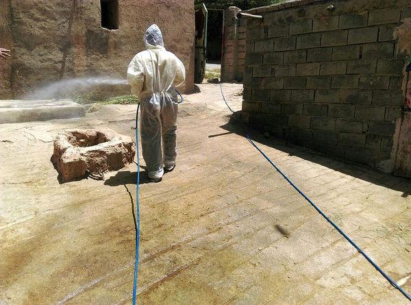 خشکسالی تب کریمه کنگو را فعالتر کرد