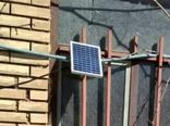 نصب و راه اندازی دستگاه دیتا لاگر در باغات سیب منطقه گندمان