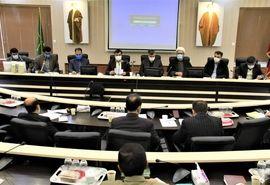 برگزاری جلسه شورای اطلاع رسانی و کمیته روستایی و عشایری چهارمحال و بختیاری